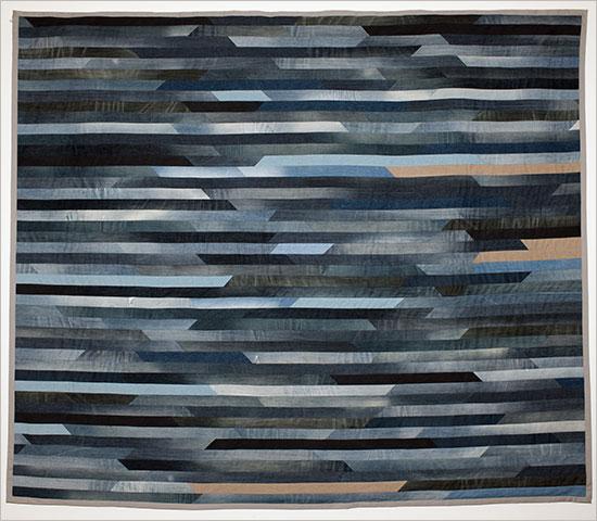 Quiltmaker and textile artist Daniela Witt