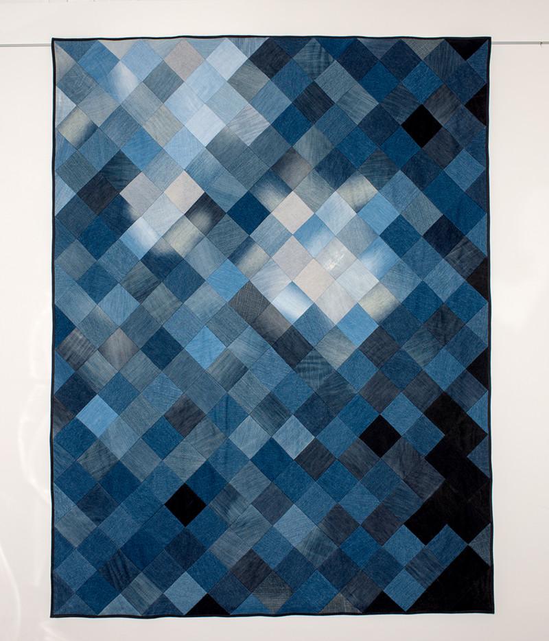 Universe Quilt I by Dawitt